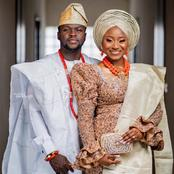I married the love of my life and ours is a beautiful love story- Couple says