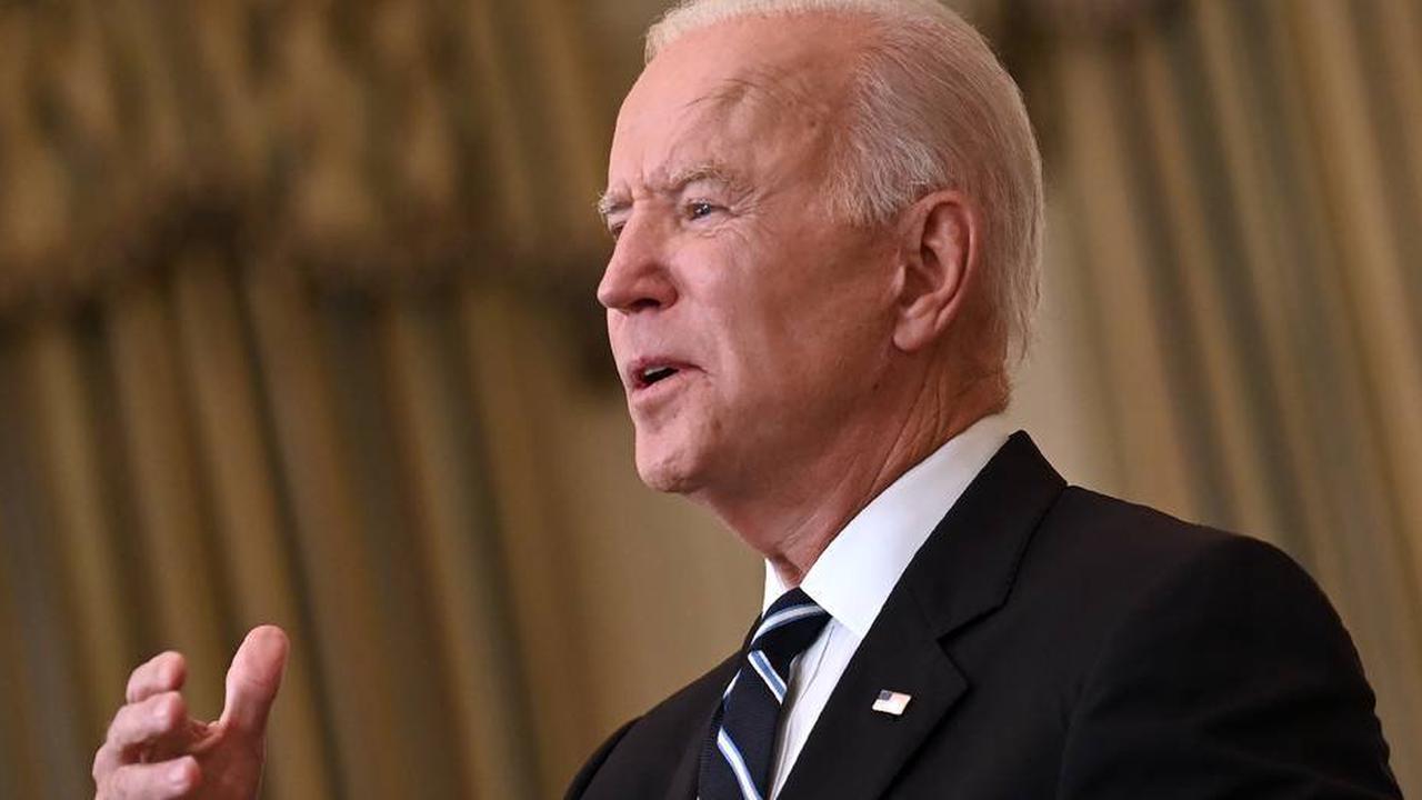 Joe Biden annonce un nouvel effort financier des États-Unis sur la pandémie de coronavirus et le changement climatique