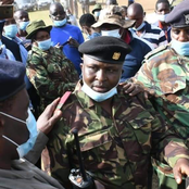 Mr. Moseti, Nakuru West D.O Allegedly Mobilised Chaos in London Ward