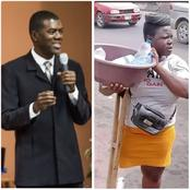 Reactions as Reno Omokri Replied A Lady who Asked Him to Help an Orphan who Hawks Bottle Water