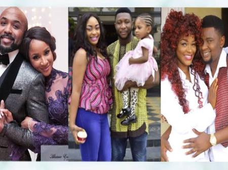 5 Nigerian TV Couples Who Dated In Real Life