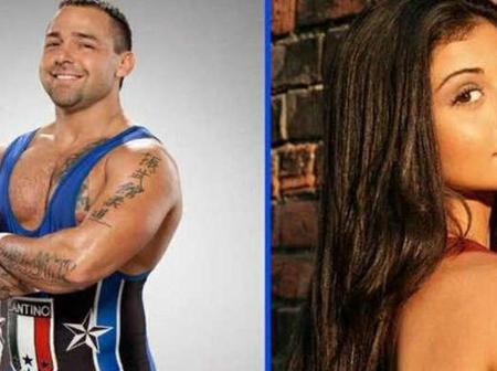 Meet santino Marilla's Daughter who also prepares to be a wrestler like her Dad