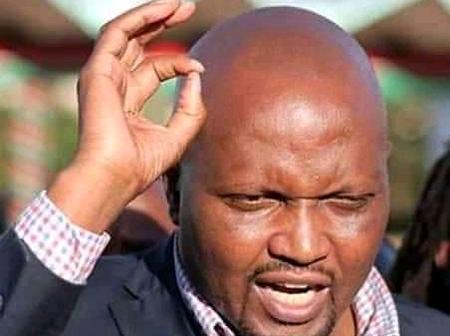 Looming Crisis In DP Ruto's Camp After a Bitter Exchange Of Words Between Rigathi And Moses Kuria