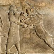 The Ancient God Kings Who Domesticated Lions and How They Are Believed To Have Fallen From Heaven