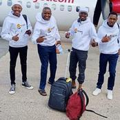 Netizens Reacts To Omosh Trip To Diani Without His Family