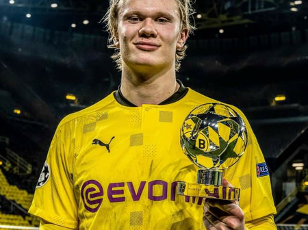 Manchester United Might Be Having Haaland Soon; Check out What Ole Said About Him