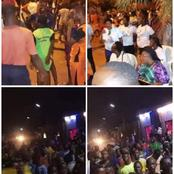 Legislative / Yamoussoukro : La population dans les rues réclame sa victoire