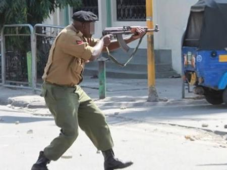 Top Senior Prison Boss Dramatically Shot by Junior Officer Over 'Girlfriend' in Naivasha