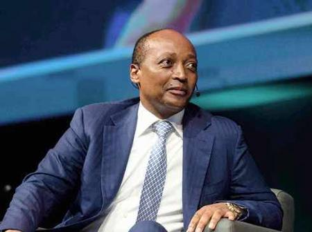 Motsepe's Company Warns The Public Against Scammers Using Their Name To Siphone Money