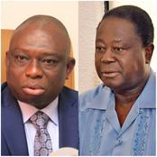 Présidentielle 2020: le Conseil de discipline du PDCI convoque KKB pour atteinte à l'unité du parti