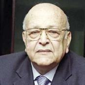 وفاة حسين صبور..شيخ العقاريين الذي حافظ على صورة المهندس المصري وبدأ مسيرته المهنية ب150 جنيها..