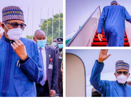 Even before Buhari became President, he used to go to London for a medical check-up, Garba Shehu says
