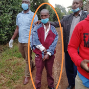 Deadly scene as DCI arrest Father and daughter who killed their mother in Kiambu