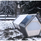 Checkout This Device Germans Built For Homeless People [Photos]
