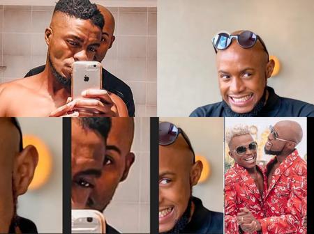 Somizi's Husband, Mohale's Alleged Intimate Relationship With Aaron Moloisi Publicly Denied