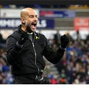 Checkout how Man City could line up against Dortmund