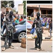 You Will Think They Are Mad But They Are Students Celebrating Rag Day. (Photos)