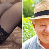 64 Years Old Man Cheated With A 23-Year-Old Lady, But Then His Wife Said Something Unexpected