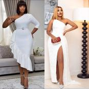 Ebeano Lovely And Elegant All White Style Outfits For Ladies