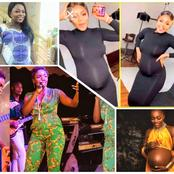 Check Out Pregnancy Photos of Regina Daniels, Funke Akindele, Bukunmi and Simi