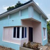 Tears of joy as philanthropist donates 2-bedroom bungalow to widow in Anambra