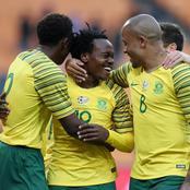 BREAKING: Bafana Bafana Star Terminates Contract With Overseas Club