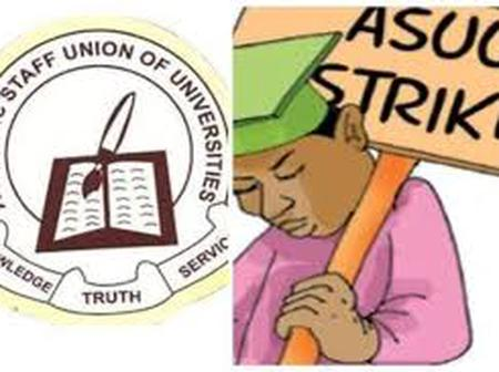 Good News As FG Gives Update On Ending The Ongoing ASUU Strike