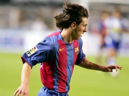 Today Marks The 16th Anniversary Of Leo Messi's Debut
