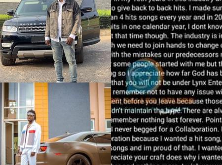 Is Kuami Eugene being rude? And is Guru's reaction too the right one? See how both parties said.