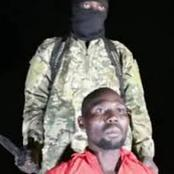 48 Hours Left For Borno Pastor Captured By Boko Haram And Facing Threat Of Execution
