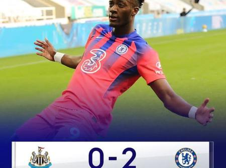 Chelsea go top of the premier league for only an hour