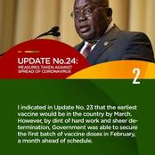 See Why Nana Addo Did Not Lock Down The Country