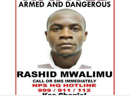 Wanted : Kenyan Security Agencies On High Alert After Discovering Plans By This Man To Attack Kenya