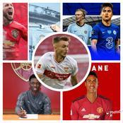 Transfer News: Arsenal Striker Signs New Deal, Updates On Milinkovic-Savic, Dybala, Varane &More.