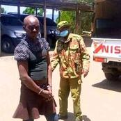 Shame In Baringo As 40 Years Old Man Is Arrested Trying To Sneak Into Police Woman's House At Night