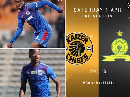 Mamelodi Sundowns offer Kaizer Chiefs target R8 million a year