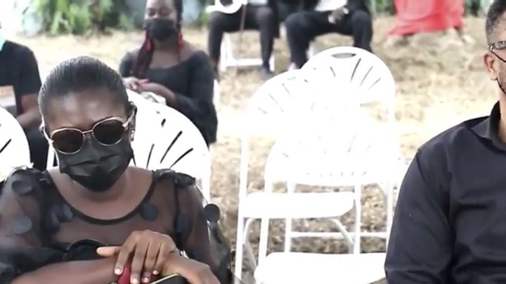 f9d2c567c607408b9083e5d973c70417?quality=uhq&resize=720 - Sad Scenes From Eddie Nartey's Wife's Funeral; Mother Of The Deceased Cries Uncontrollably- Photos