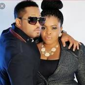 Check Out These Pictures of Mike Ezuruonye And Dayo Amusa