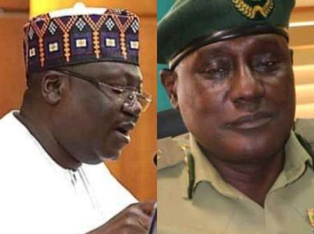 Senate Confirms New CG, Nigeria Correctional Services