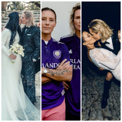 The lesbians that play for the same club and country. See their adorable moments together.