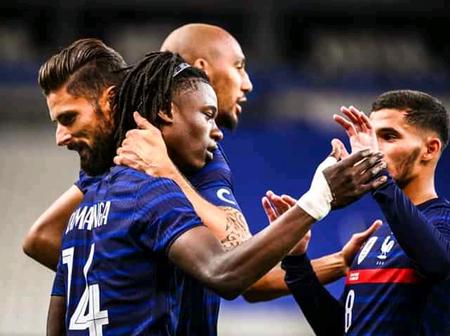 Few Weeks After Becoming The Youngest Goal Scorer For France Since 1914, Camavinga Scores Again