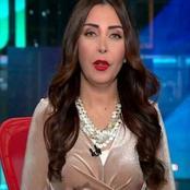 شاهد صورة نادرة لابن الإعلامية لبني عسل خلال تواجده معها بالاستديو