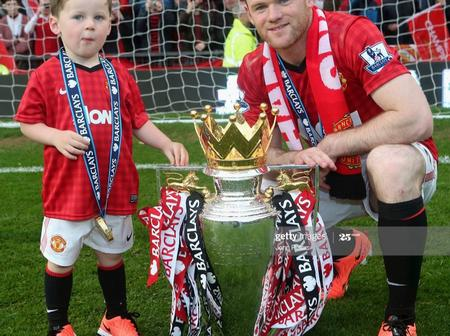 Official: Rooney's Son Signs for Manchester United