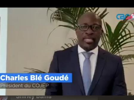Blé Goudé commente et donne sa position sur la décision de Ouattara concernant leur retour en CI