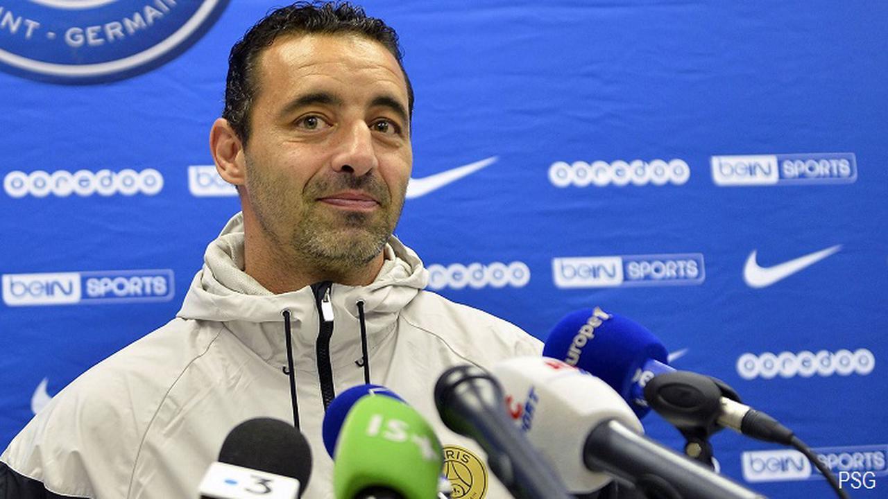 Echouafni avant Fleury/PSG : « Un match piège dans des conditions pas faciles »