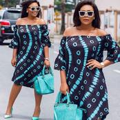 See Gorgeous And Attractive Ankara Dress Styles For Ladies To Try Out This February