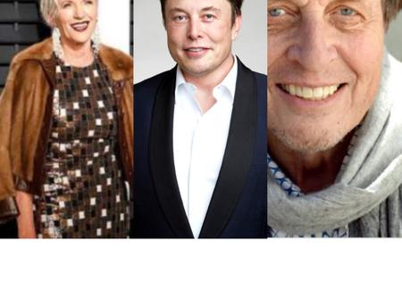 Elon Musk Is Now The World's Richest Person, Check Out Who His Parents Are