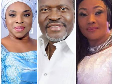 Check Out 6 Popular Nollywood Stars Who Are Pastors (Photos)