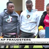 6 Arrested By Embu DCI For Sim Swap Fraud