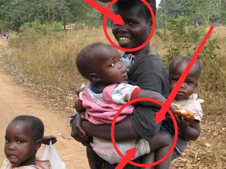See what every Man do without Women support in Africa